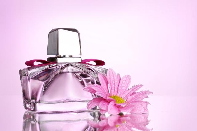 Floral-Perfume-Bottle